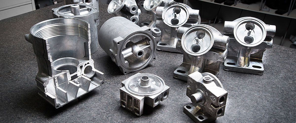 SEI manufactures Custom & Standard, High Quality, Precision Aluminum Die Cast Products